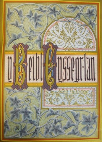"""Welsh Bible, """"Efengyl Gogoniant"""", Peter Williams - 2"""