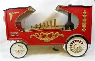 LG-Vintage Al G. Barnes Model Circus Wagon