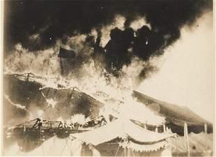 Circus Ephemera and Photographs, 1944 Hartford, CT Fire