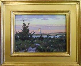 Painting, Oil On Canvas, Marjorie Mason