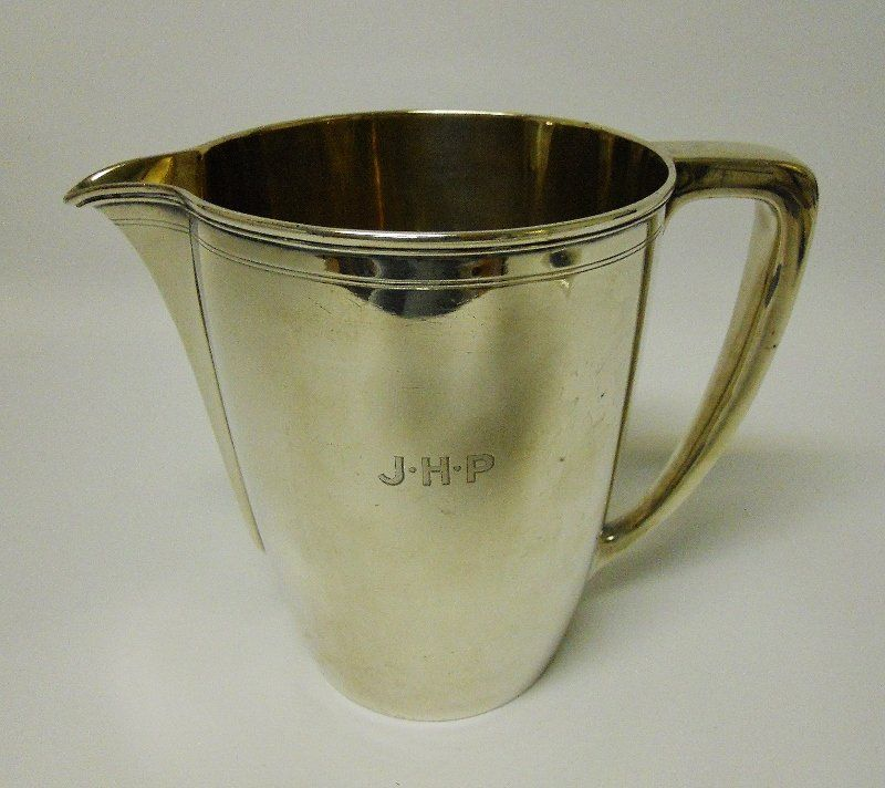 Sterling Silver Pitcher, TIFFANY & Co, 241