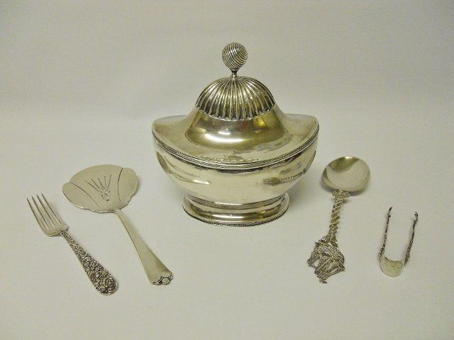 Continental and Sterling Silver (5pc)