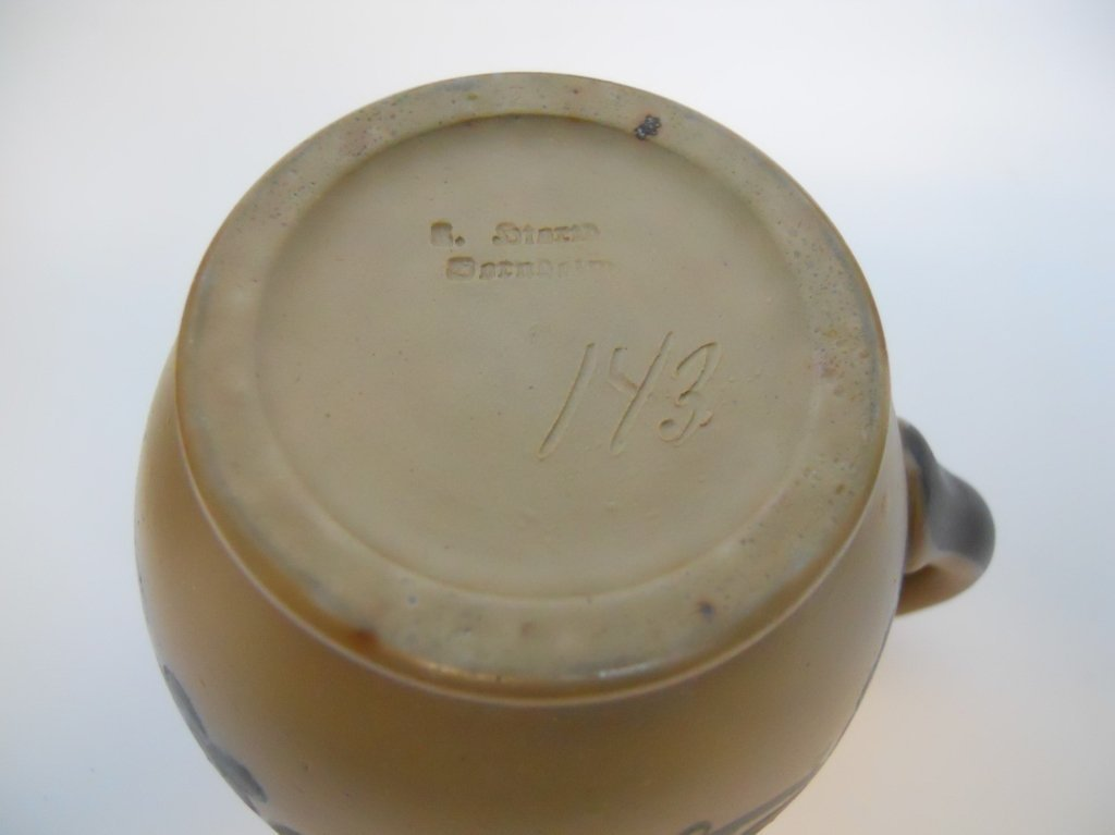 Danish L. Hjorth Terracotta Pottery Collection - 2