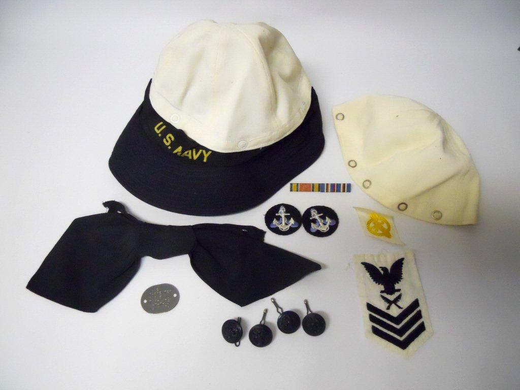 WWII U.S. Navy WAVES Uniform, Named - 4