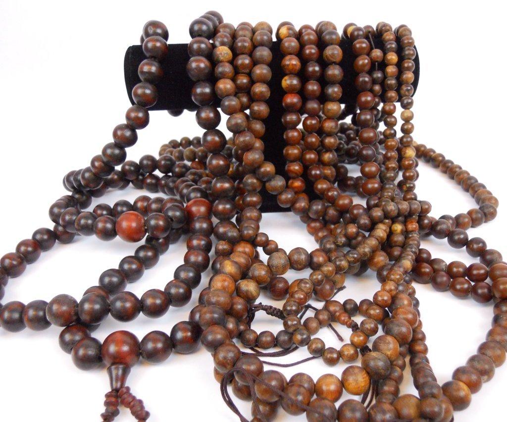 Wooden Prayer Beads (7) - 2