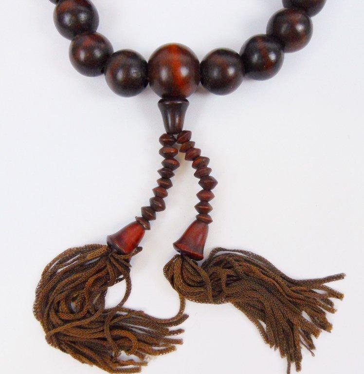 Wooden Prayer Beads (7) - 3