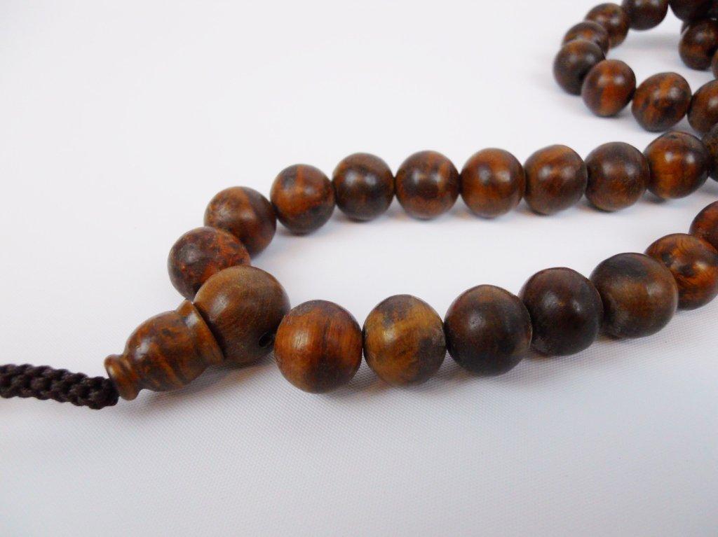 Wooden Prayer Beads (7) - 4