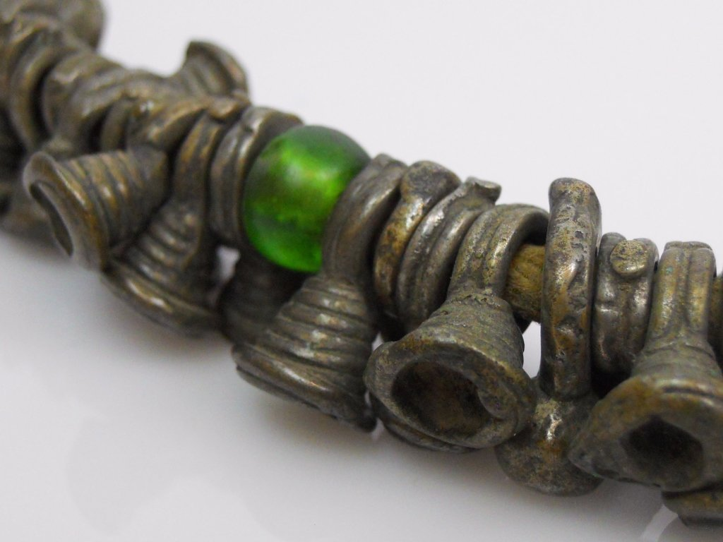 Ancient Medieval and Antique Bronze Beads - 3