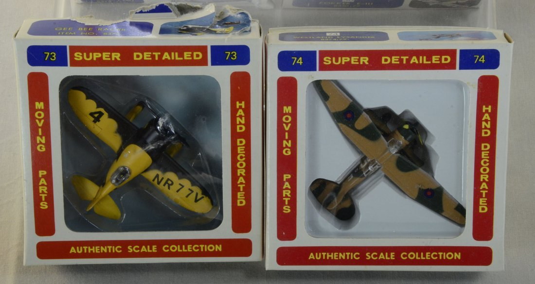 4 Bachmann Mini-Planes in Orig Boxes - 2