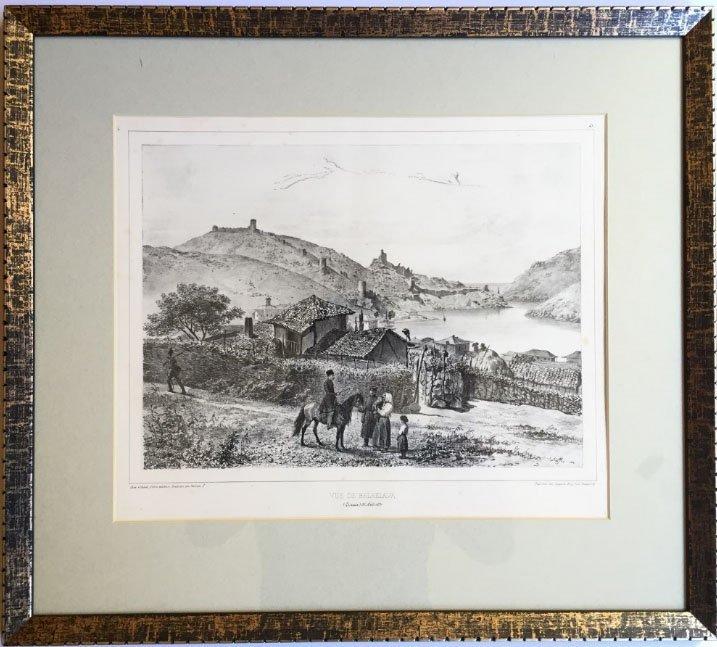 AUGUSTE DENIS MARIE RAFFET (Paris 1804-1860)