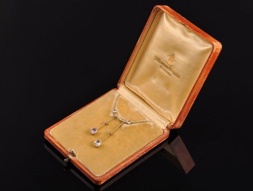 Russian gold 56 , 19th century Nemirov-Kolodkin