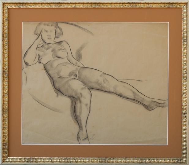 Women Act Brencens Karlis (1879.-1951.)