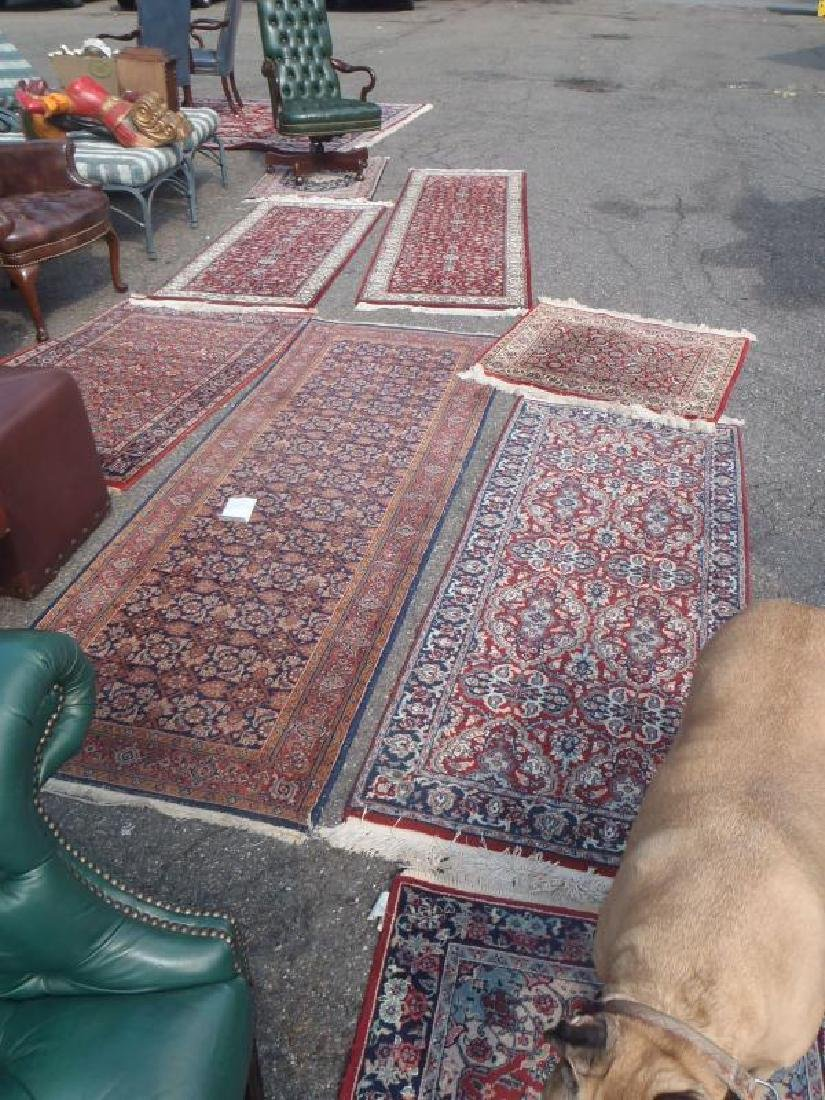 Same of throw rugs..many other larger rugs in
