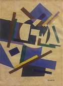 Sandu Darie (1908-1991)-Composition Signed