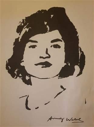 Andy Warhol (1928-1987)JACKIE KENNEDY