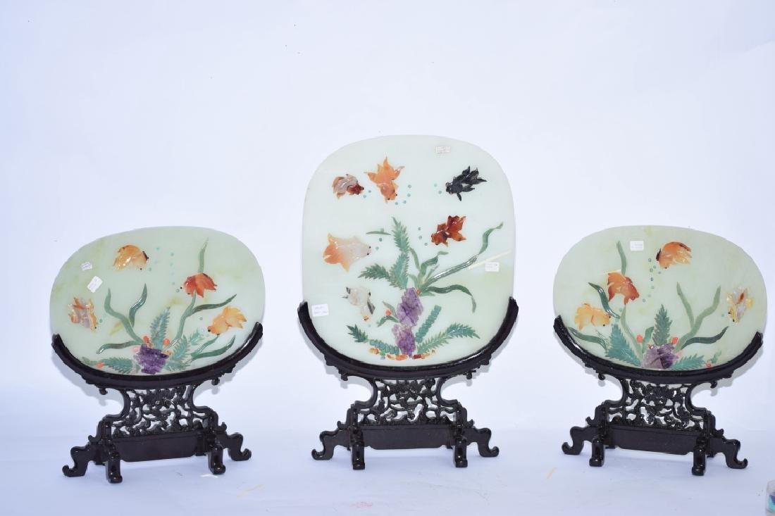 Three Chinese Jade