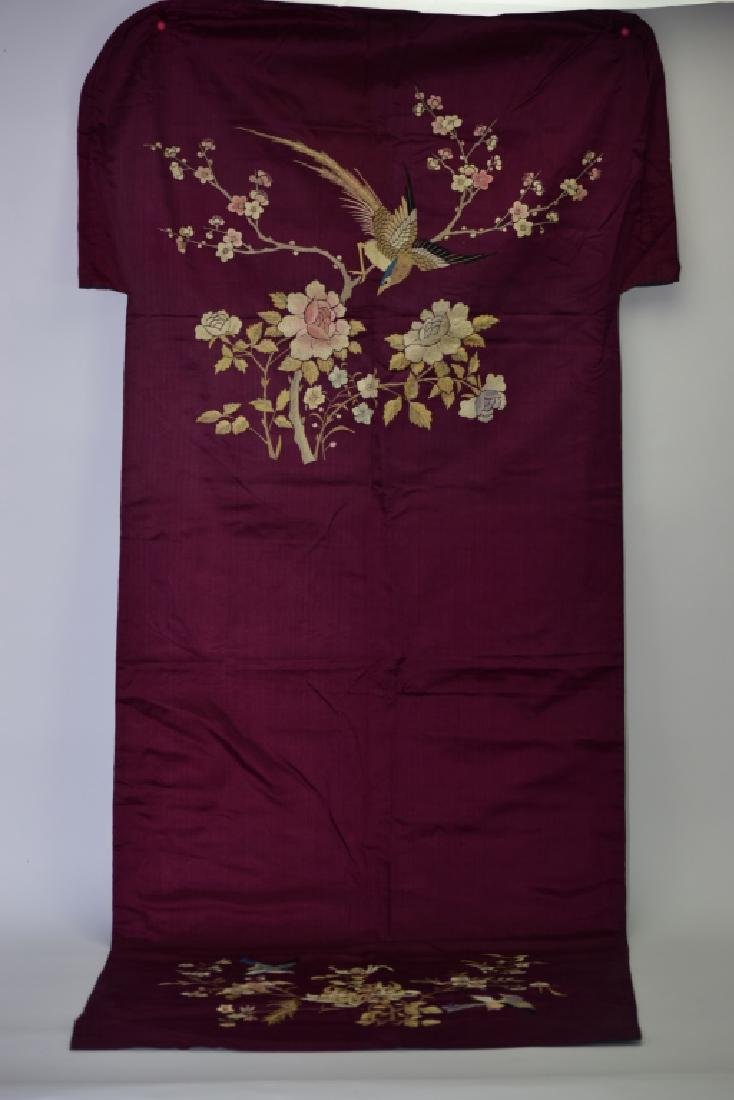 Qing Chinese Embroidery