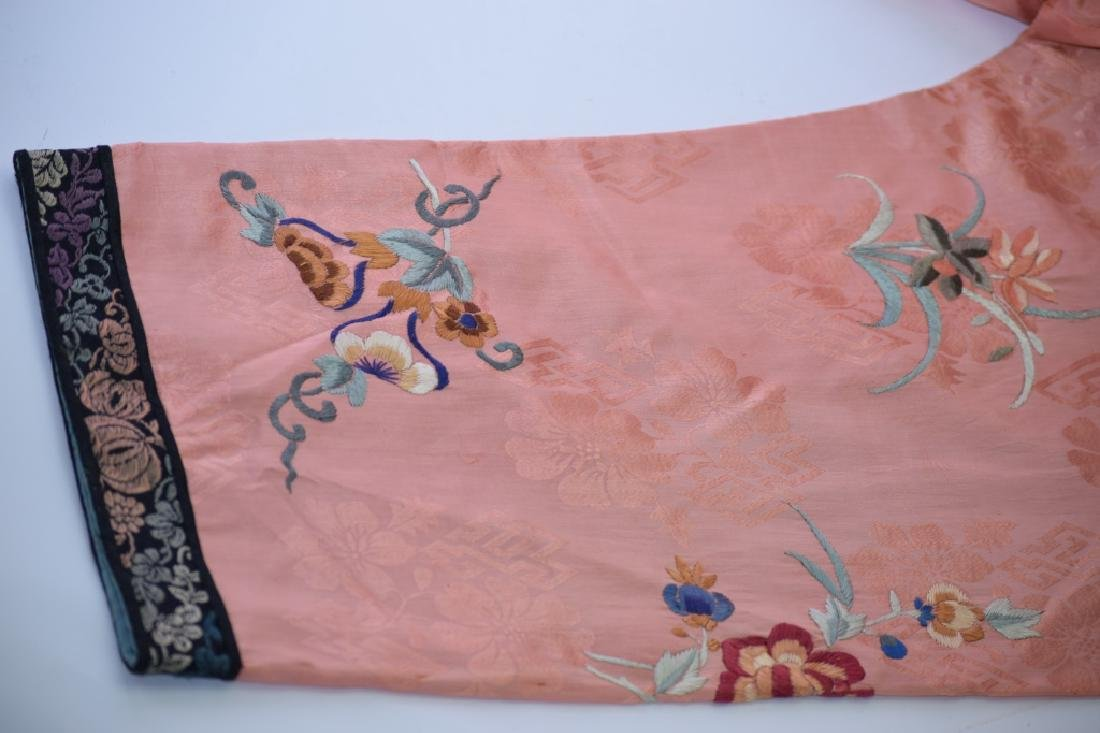 Set of Qing Chinese Embroidered Child's Clothes - 6