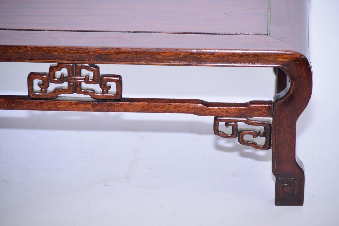 Chinese Wood Carved Stand - 2