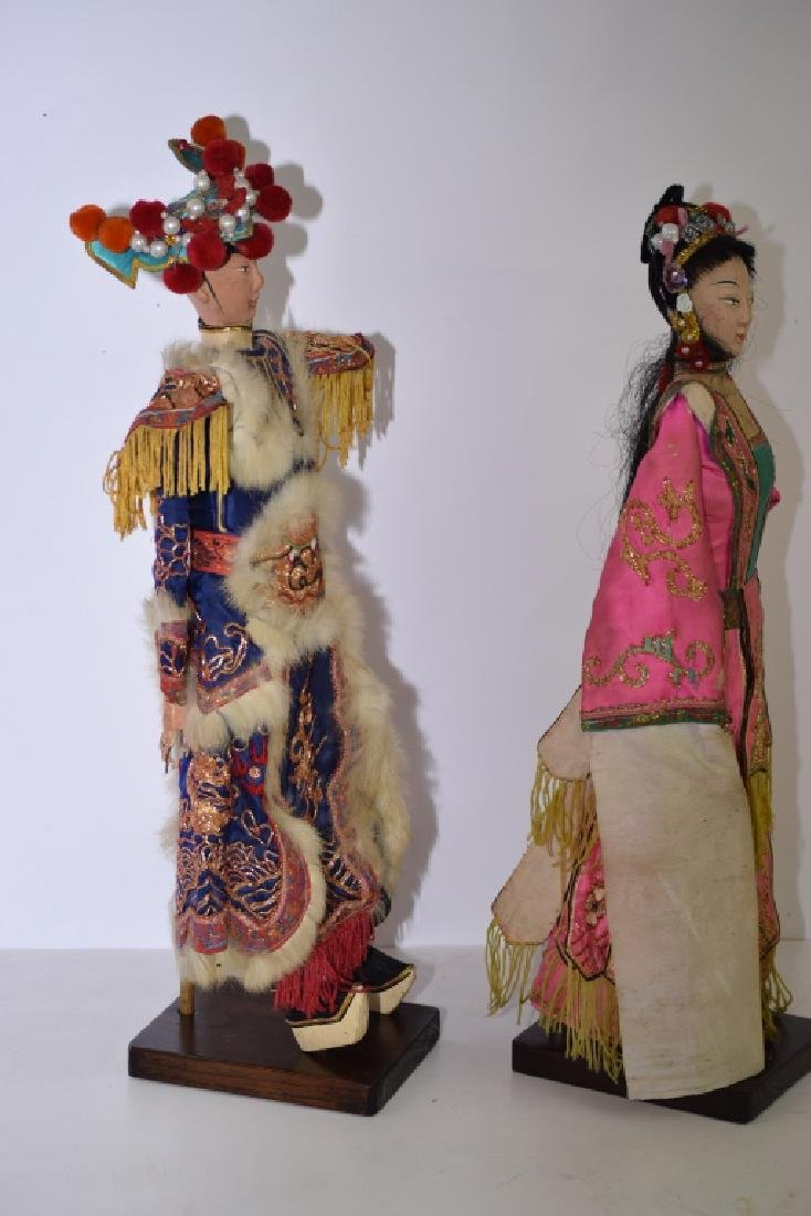 Two Chinese Puppets - 4