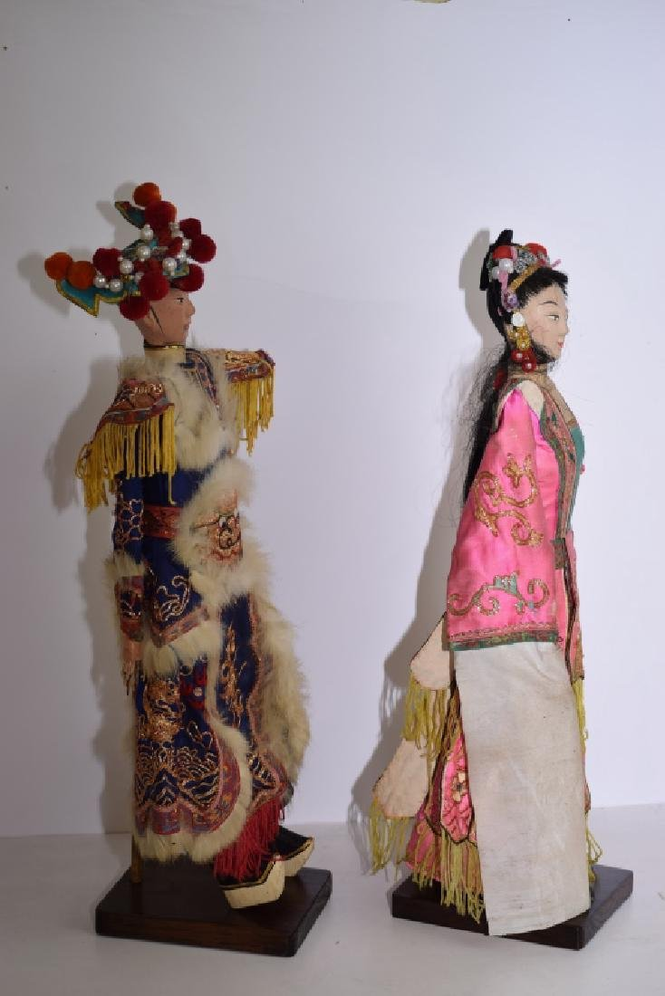 Two Chinese Puppets - 5