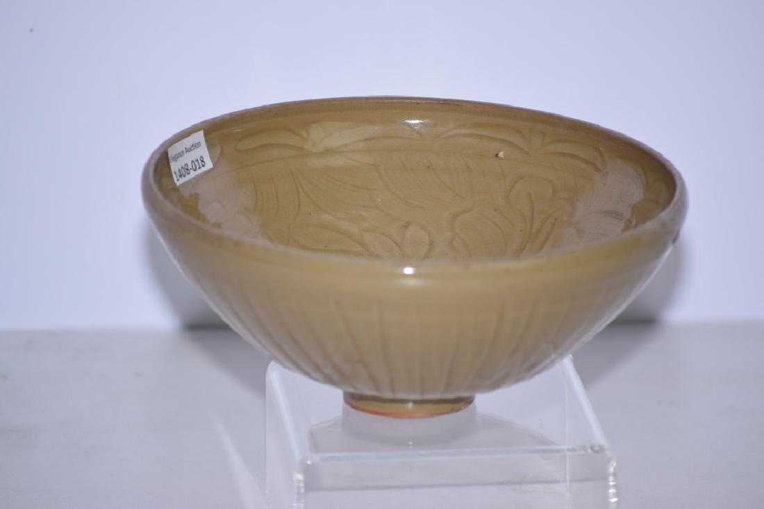 Chinese Celadon Bowl - 2