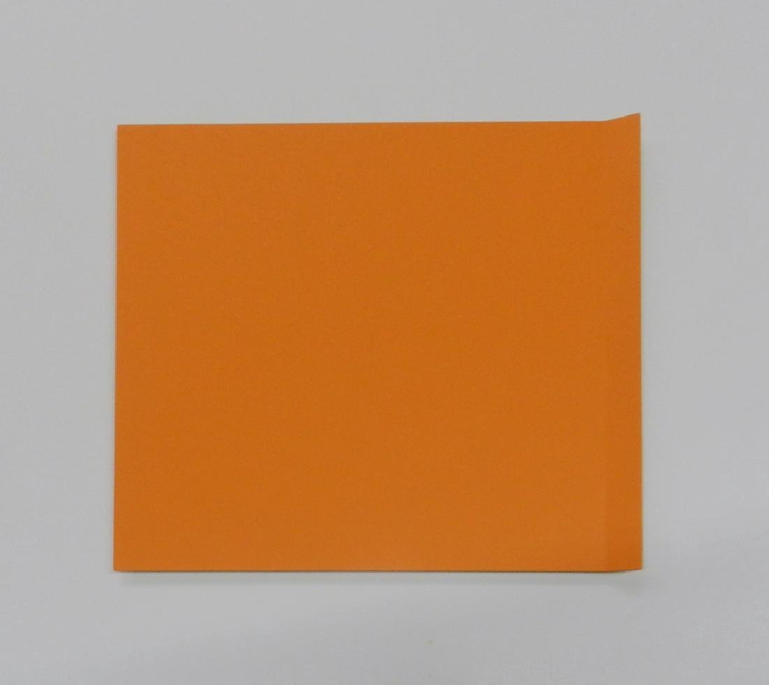 Orangefold, 2000 by Tom Benson