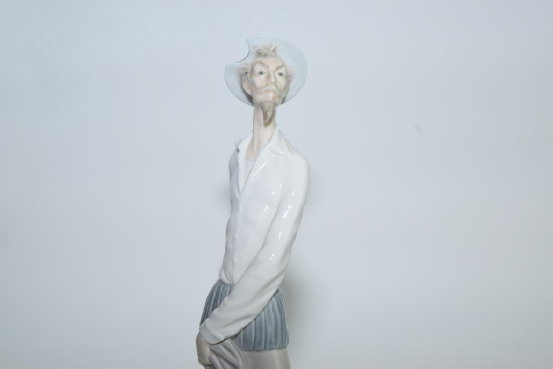 Lladro Fencer Figure - 2