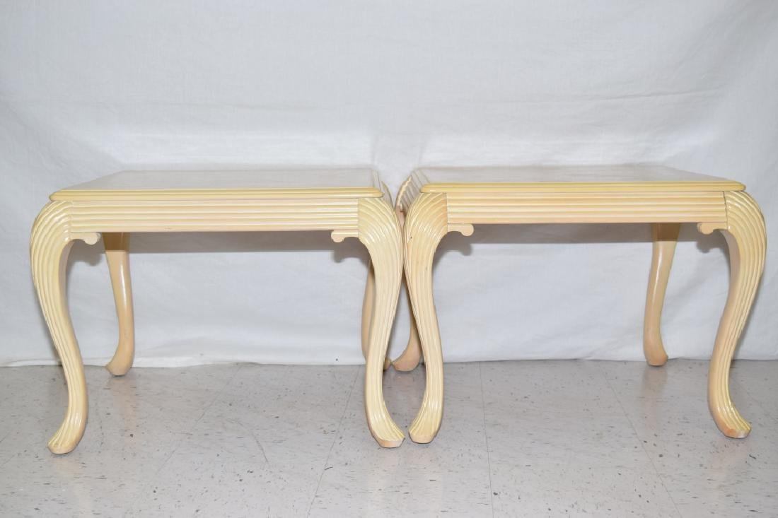 Pair of Cream Colored Night Stands