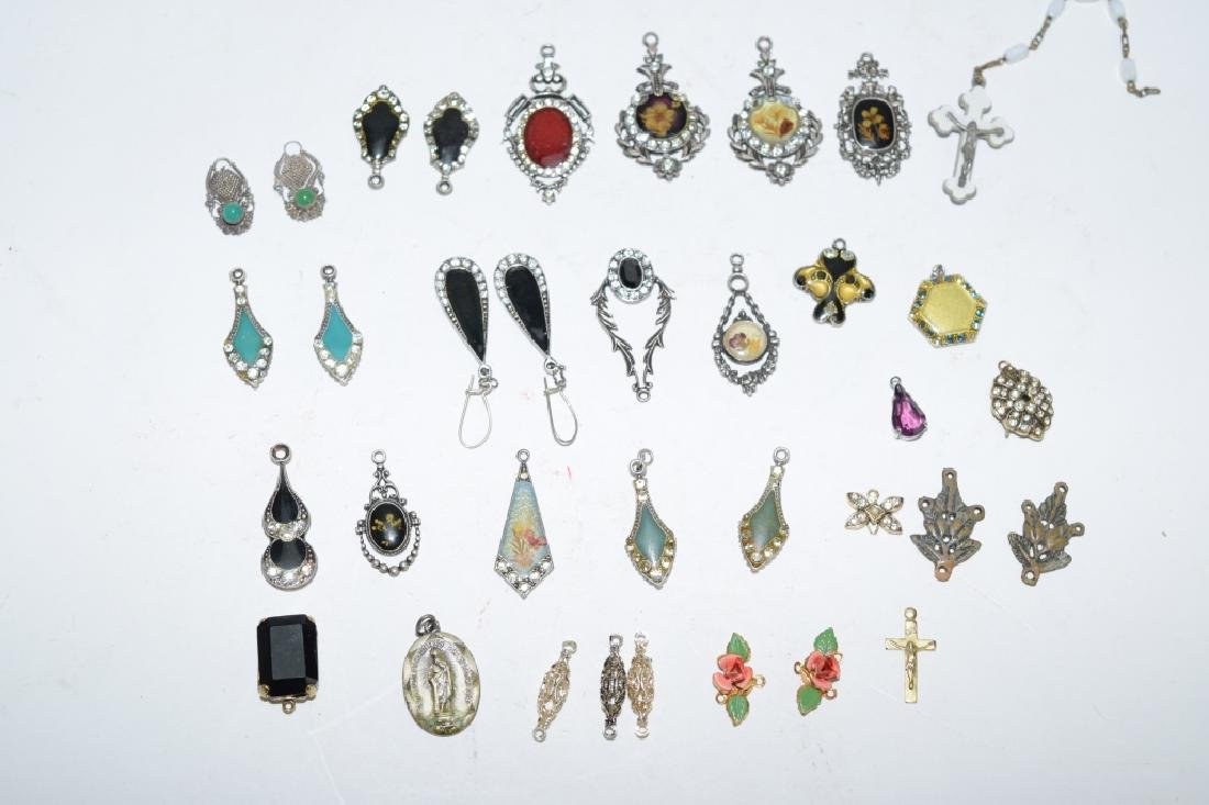 Group of Costume Earrings