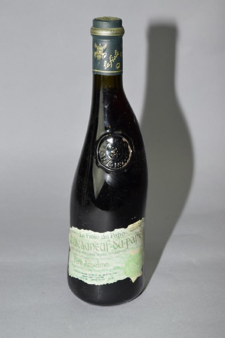 Chateauneaf-du-pape Wine