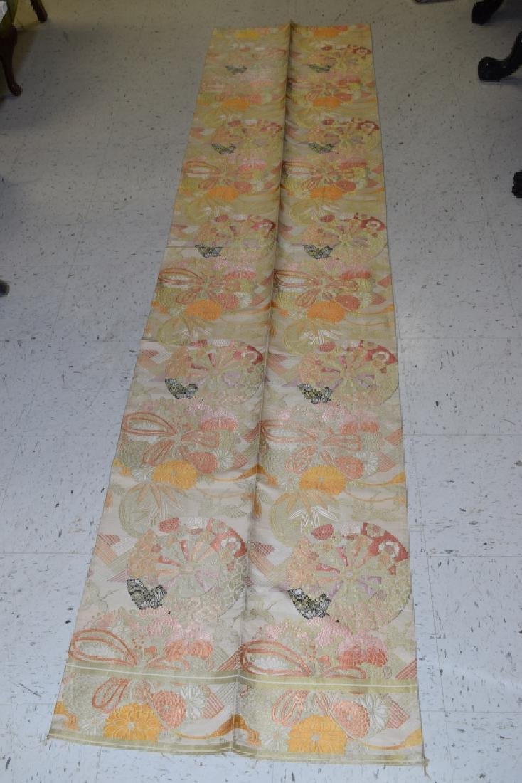 Roll of Japanese Textile