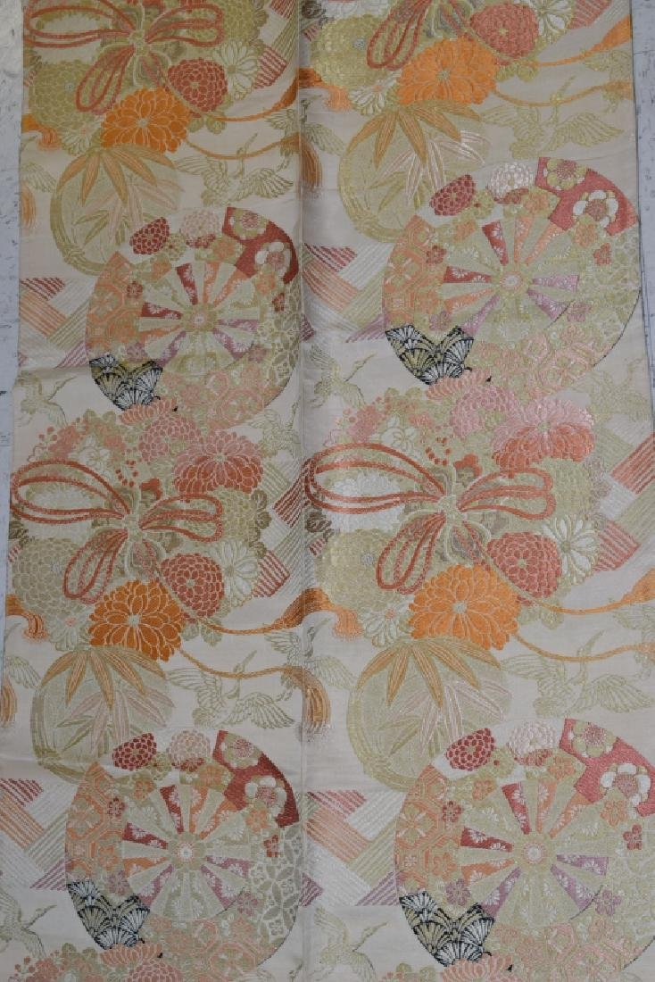 Roll of Japanese Textile - 2