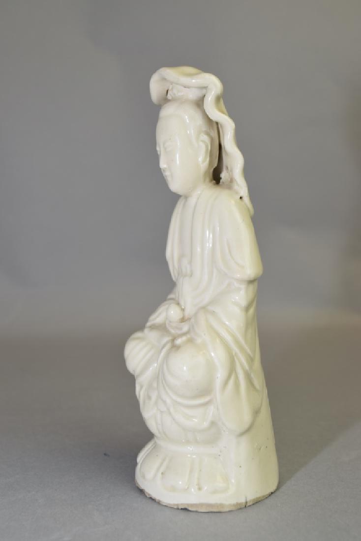 Republic Chinese Blanc de Chine Guanyin - 2