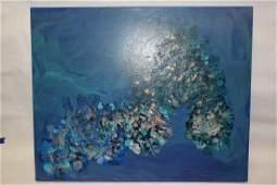 """""""Sea Cucumber"""" by Jeanne Lennin"""