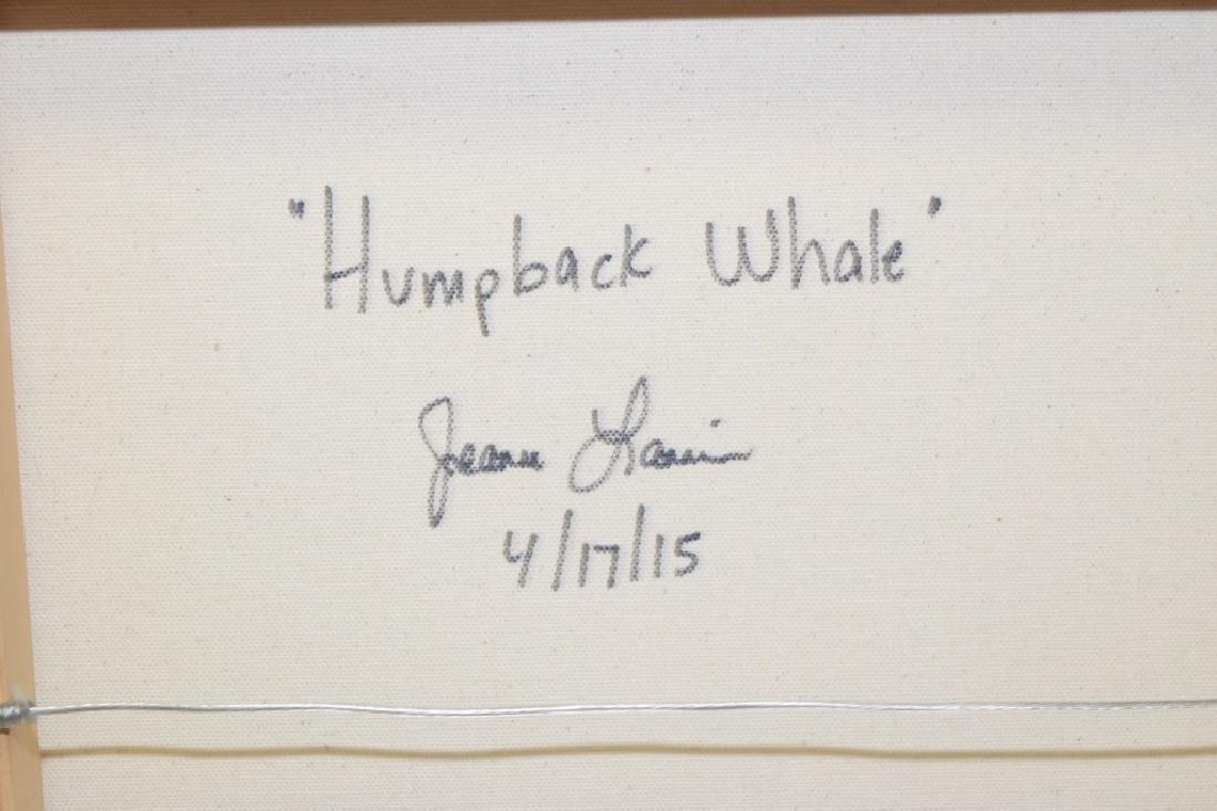 """Humpback Whale"" by Jeanne Lennin - 4"