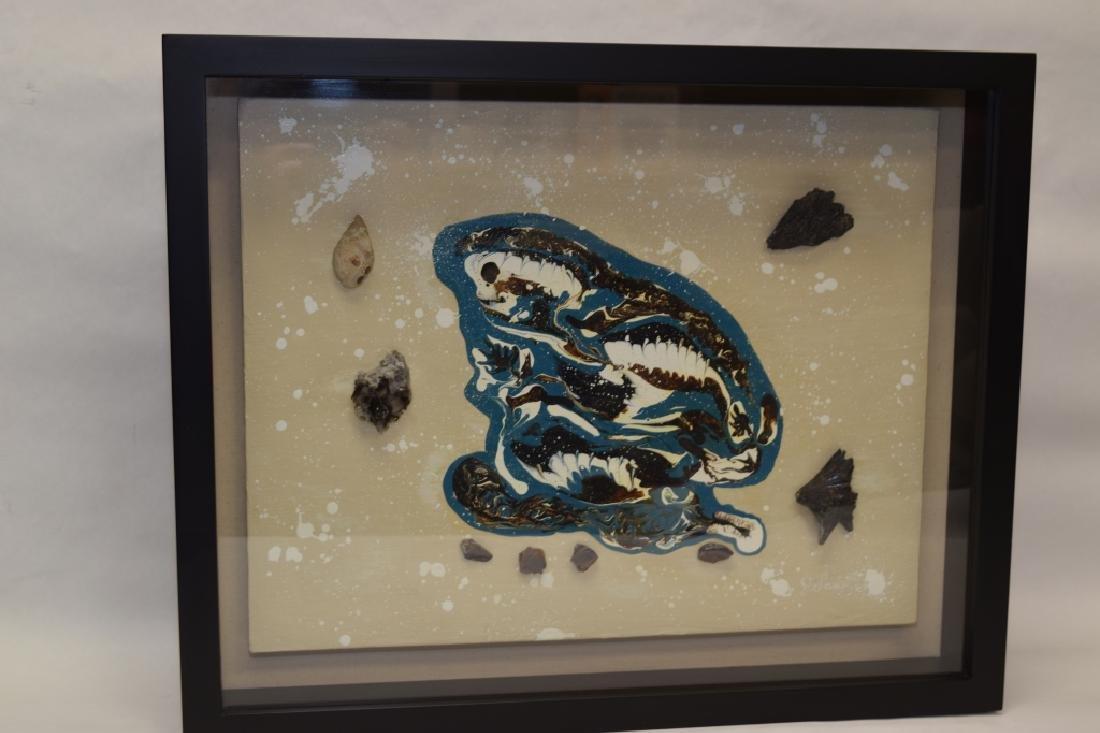 """""""Fossil Pool"""" by Jeanne Lennin"""
