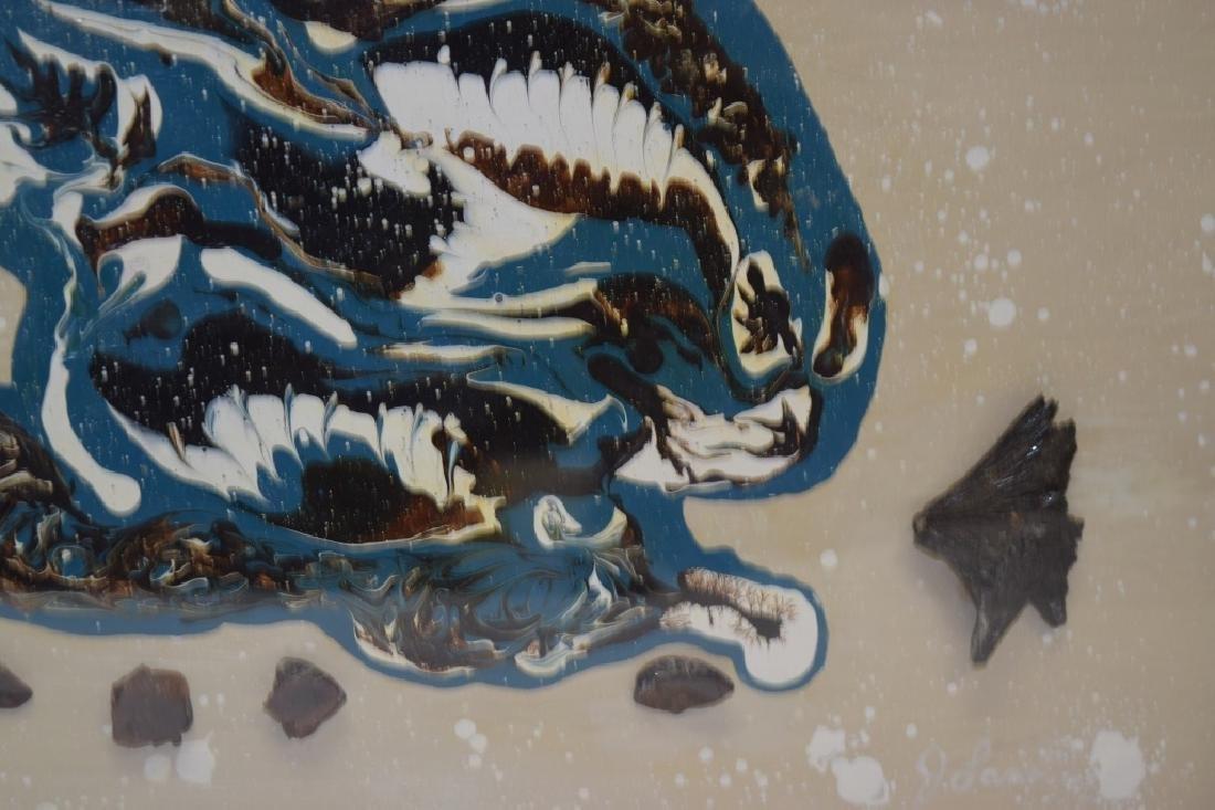"""""""Fossil Pool"""" by Jeanne Lennin - 4"""