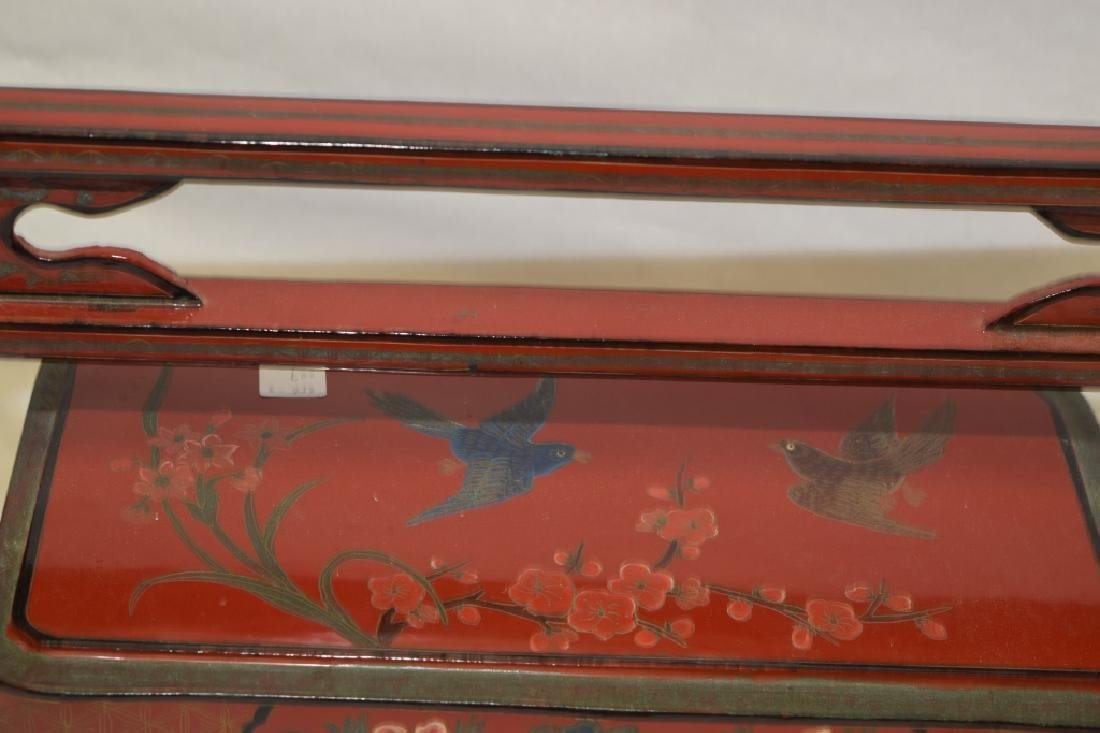 19-20th C. Chinese Lacquer Food Box - 2