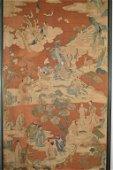 "18th C. Chinese ""Deities Celebration"" Kesi in Frame"