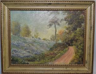 William A. Kendrick (Texas, 1889-1969) Bluebonnet