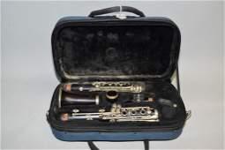 Evette & Schaeffer Clarinet Made By Buffet-Crampon