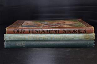 Collection of Books: Old Testament Stories, Literary