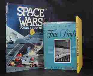 Collection of Books: Space Wars, The Book of Fine