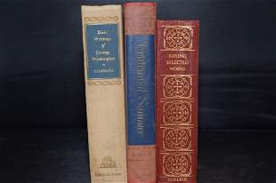 Collection of Books: Centennial Summer, The Works