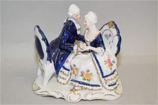 Arnart KPM Porcelain Figurine