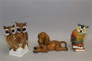 Rosenthal, Karl Ens, Gerold Porcelain Figurines
