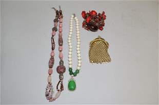 Group of Chinese/Costume Jewelry