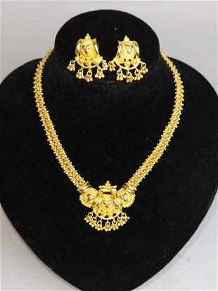 Vintage Costume Jewelry Set