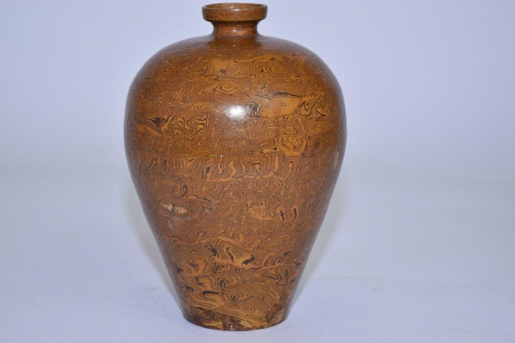 Song Chinese Mixed Glaze Vase